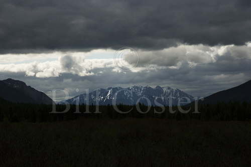 Bow Valley Parkway Storm